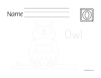 ABC Draw with Me Tracing Animals Through the Alphabet