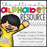Back to School Alphabet Activities