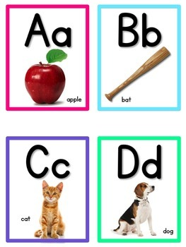 Phonics - Learn Letters and Sounds with Powerpoint