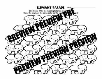 ABC Elephant Parade