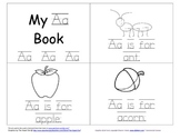 ABC Emergent Reader Mini Books