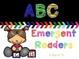 ABC Emergent Readers