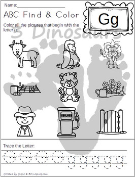 ABC Find Color and Trace