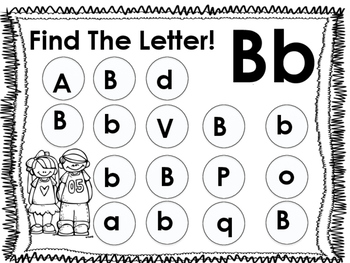 ABC Find It: An Interactive Letter Hunt