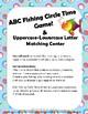 ABC Fishing Circle Time Game