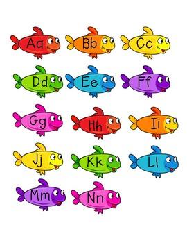 ABC Fishing Game