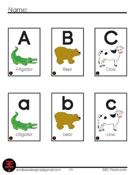 ABC Flash Card Bundle