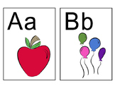 ABC Flash Cards - A Fun Colorful Education Tool For Kids