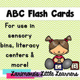 ABC Flash Cards - Bright Colors