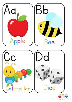 ABC Flashcards by Early Years Staffroom | Teachers Pay ...