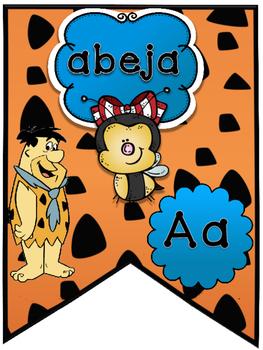 ABC Flinstones espanol