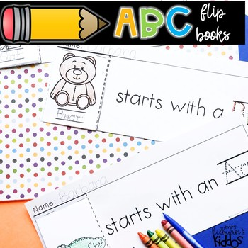 ABC Flip-Books