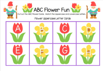 ABC Flower Fun