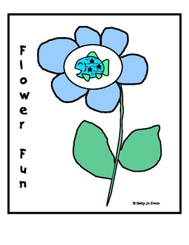 ABC Flower Fun: Beginning Sound Fluency