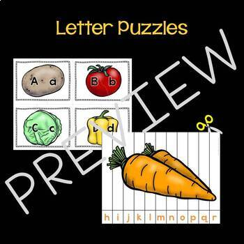 ABC Fluency Vegetable Style: Getting to the Root of It!