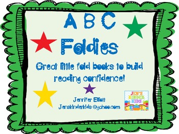 ABC Fold Books!