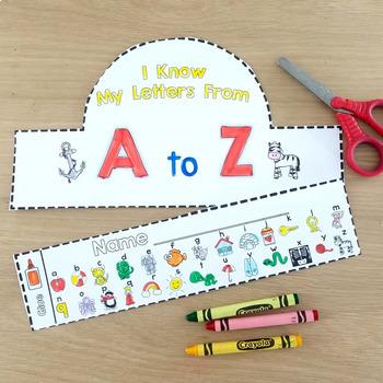 ABC- Foldable alphabet activity books!