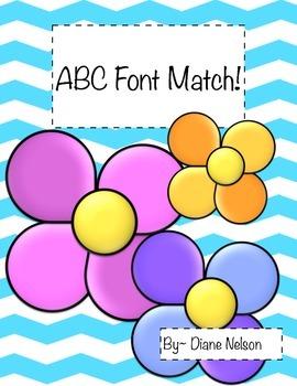 ABC Font Match!