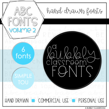 ABC Fonts Volume Two