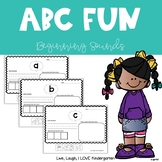 ABC Fun: Beginning Sounds Pack