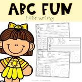 ABC Fun: Letter Writing