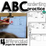 Letter Handwriting