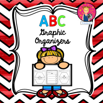 ABC Organizers for Kindergarten and First Grade
