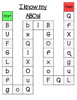 ABC Gameboards