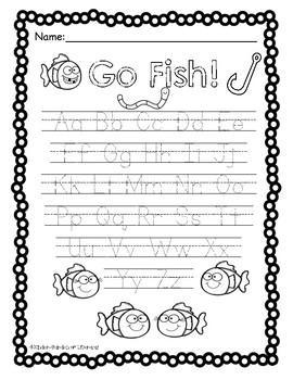 ABC-Go Fish!