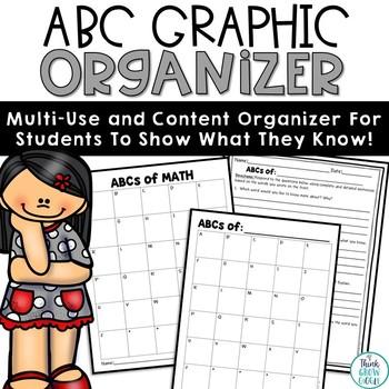 ABC Graphic Organizer