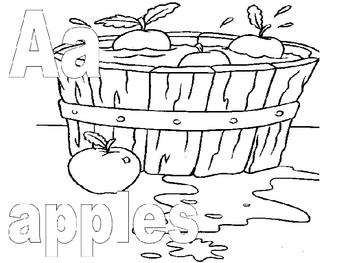 ABC Halloween Alphabet Book