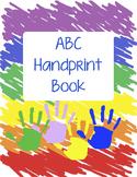 ABC Handprint Book