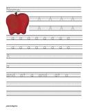 ABC Handwriting Alphabet - FREE Sample