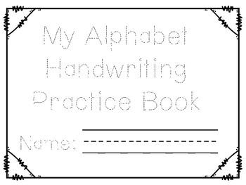 ABC Handwriting Book