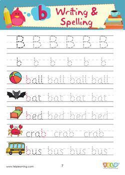 ABC - Handwriting Book