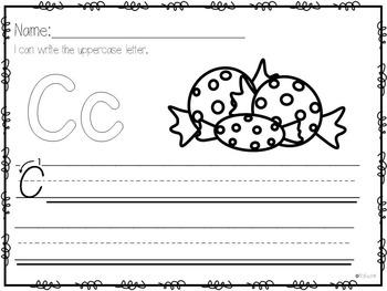 ABC Handwriting Practice