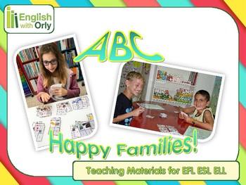 ABC Happy Families