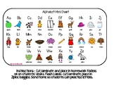 ABC Homework Folder Charts & Flashcards