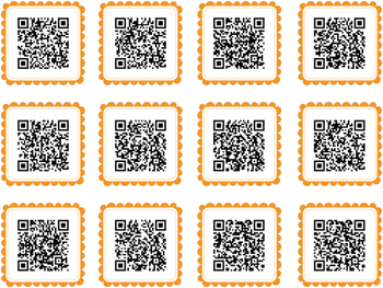 ABC Hunt (QR Codes)