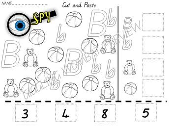 ABC I Spy Alphabet Mats