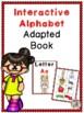 ABC Interactive Alphabet Adapted Books