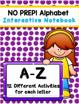 ABC Interactive Notebook