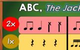 ABC - Jackson Five ADVANCED BUCKET DRUMMING!