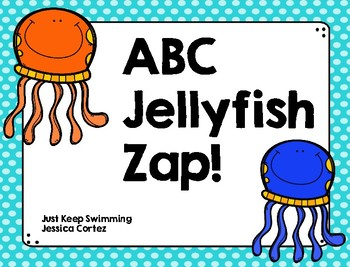 ABC Jellyfish ZAP!
