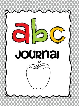 ABC Journal {A is for...}