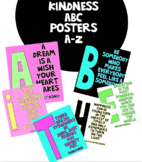 ABC Kindness Posters
