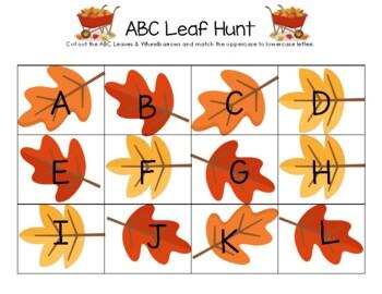 ABC Leaf Hunt