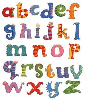 ABC Learning Centre: I know the alphabet