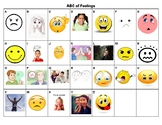 ABC Lesson Plans: Introducing Feelings, Coping Skills, and