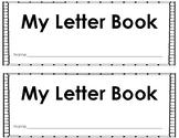 ABC Letter Booklet
